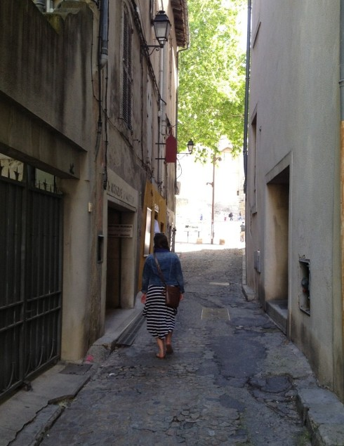 avignon streets