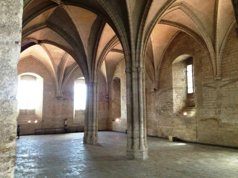 avignon inside palace