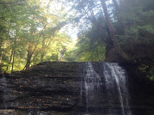 the wild child waterfall hike