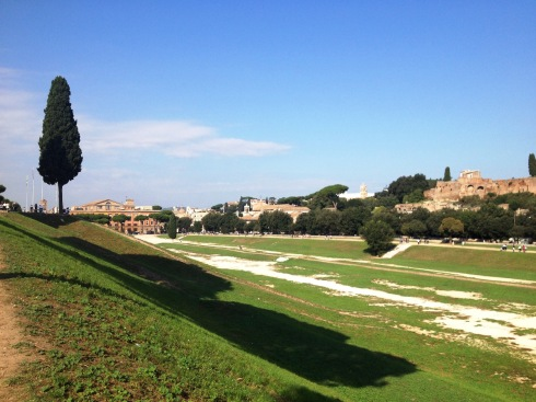 Circus Maximus in Rome | www.the-wild-child.com