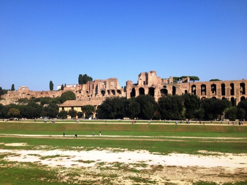 Circus Maximus in Rome Italy | www.the-wild-child.com