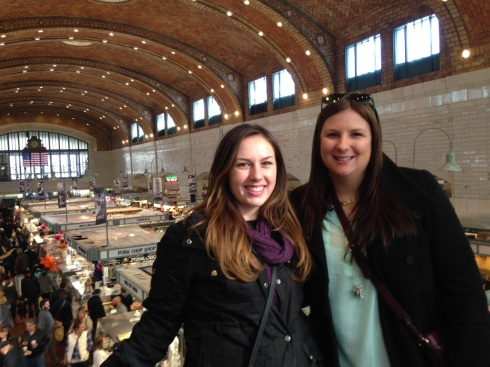 West Side Market visit | www.the-wild-child.com #cleveland