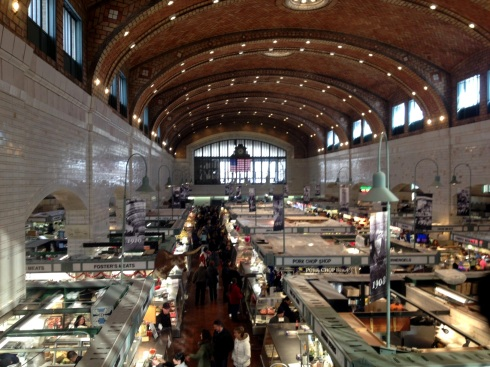 West Side Market | www.the-wild-child.com #cleveland