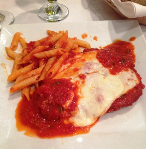 Italian Food #Boston | www.the-wild-child.com