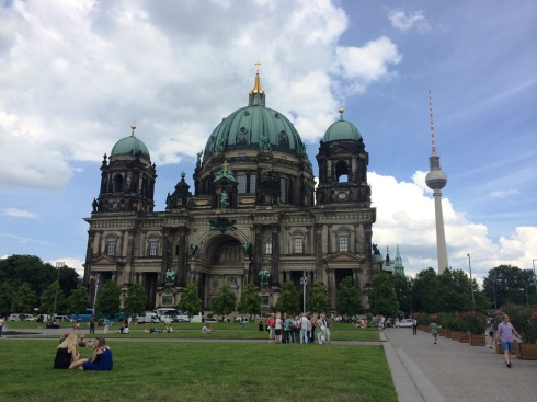 Berliner Dom #Berlin | www.the-wild-child.com