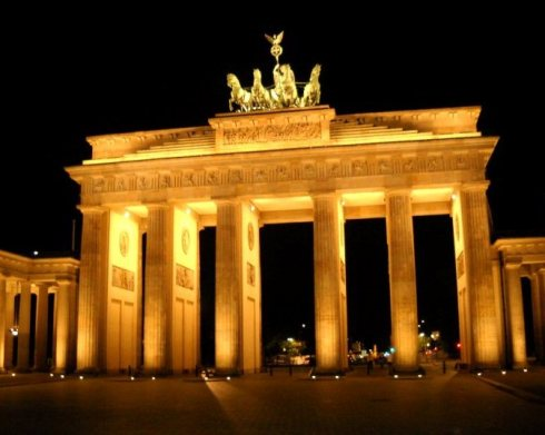 Brandenburg Gate  | www.the-wild-child.com