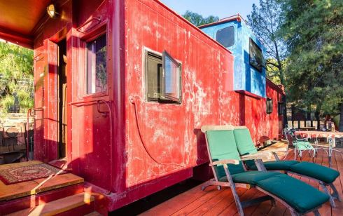 Caboose | www.the-wild-child.com