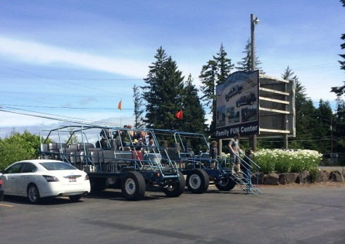 Dune Buggy in #Oregon | www.the-wild-child.com