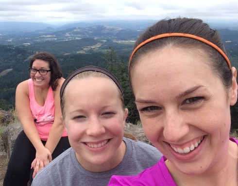 hiking selfies  | www.the-wild-child.com