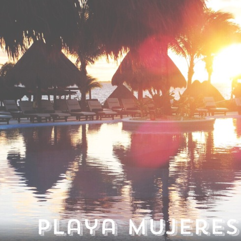 Playa Mujeres, Mexico | www.the-wild-child.com